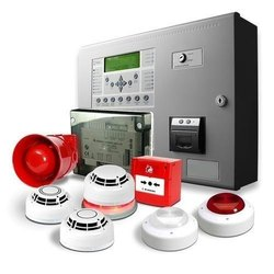 Depend Fire Alarm Installation Services, 2-5 Days, Size: For Whole Set
