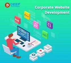 HTML5/CSS Corporate Website Development