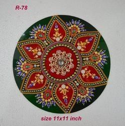 Medium Round Rangoli