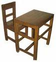Teacher Table and Chair