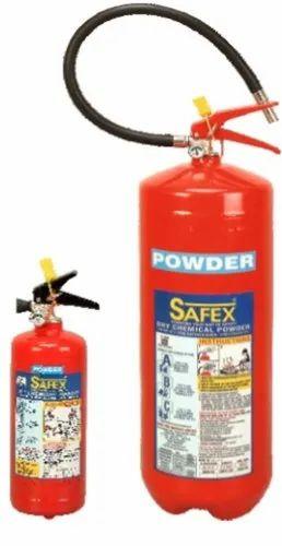Safex ABC Type Fire Extinguishers- 04 kg