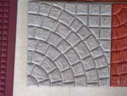 Grey Paving Tile