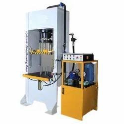 Hydraulic Deep Drawing Machine Job Work