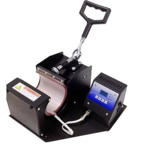 IMPRINT Heat Press Mug Printing Machine, Capacity: 15 - 25 Mug Per Hour, Mild Steel
