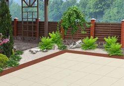 Star Ivory Floor Tiles