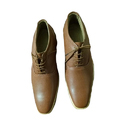 Shubham Brown Mens Lace Up Fancy Shoes
