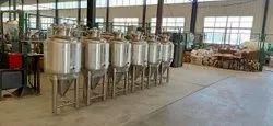 Liquor Bottling Plant
