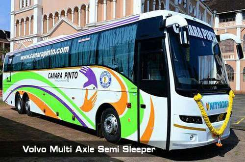 Travel Travel Agents Transportation Services Of Volvo Multi Axle