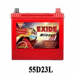 Exide Mileage Red MRED55D23L (55 Ah)