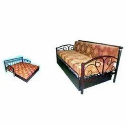 Wrought Iron Trendy Sofa Cum Bed