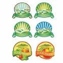 Multi Color Vinyl Sticker