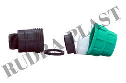 PP Male Thread Adapter