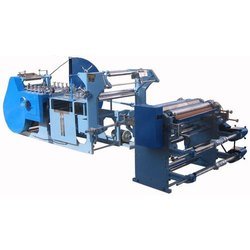 Fully Automatic Paper Bag Making Machine, Capacity: 30-35 Piece/Minute