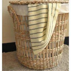 Handmade Banana Fibre Basket