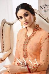 Salwar Suit Heavy Embroidery