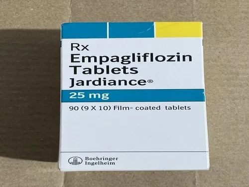 Jardiance 25mg Tablet