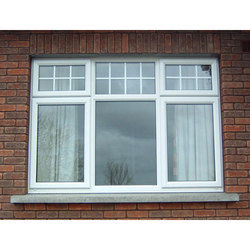 Outdoor Aluminum Window