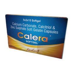 Fadus Calcium Tablet, Packaging Type: Box