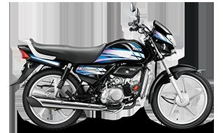 Hf Deluxe I3s Black And Blue Hero क ब इक In Sitapur Narendra Auto Mobiles Id 14383233397