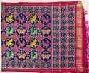 Double Ikkat Patan Patola Saree