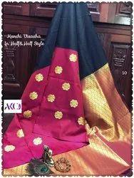 Kanchipuram Designer Silk Saree