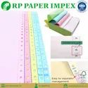 Continuous Computer Paper, Pre Printed, Custom Size And Gsm Supplier Excellent Quality Cheap