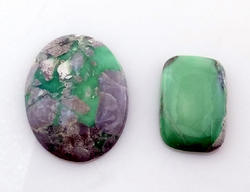 Variscite Stone Loose Cabochons