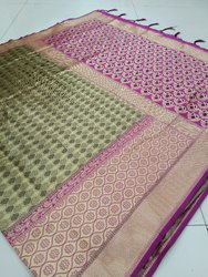 Shweta Silk Banarasi Art Silk Saree