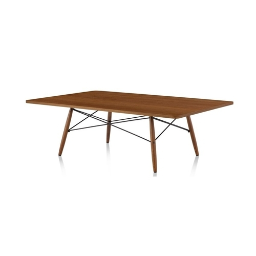 best cheap dfadc 5c48e Veneer And Solid Wood Herman Miller Eames Coffee Table | ID ...