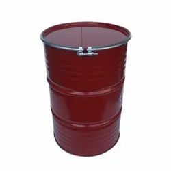 MS Wide Mouth Drum, Capacity: 200 L, 41 Inch