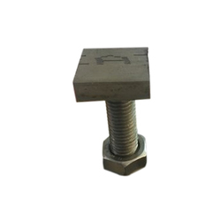 SS 304 Stainless Steel SS Nut Bolt, Size: 25x25mm, M6 , Packaging Type: Box