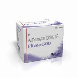 Fitzee 500 mg阿奇霉素片