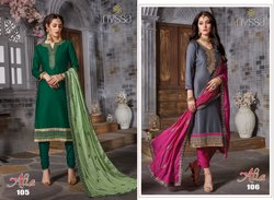 Nyssa Churidar Suits