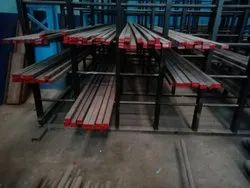 52100 Alloy Steel Square