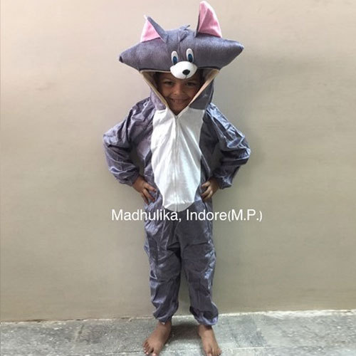Small & Large Tom Cartoon Costume