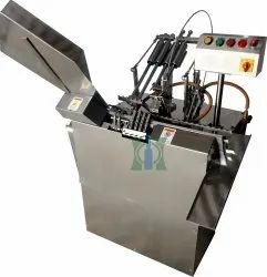 Automatic Two Stroke Ampoule Filling Machine