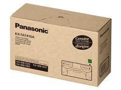 Panasonic KX FAT - 410 SX Black Toner Cartridge