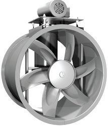 Belt Drive Axial Fan