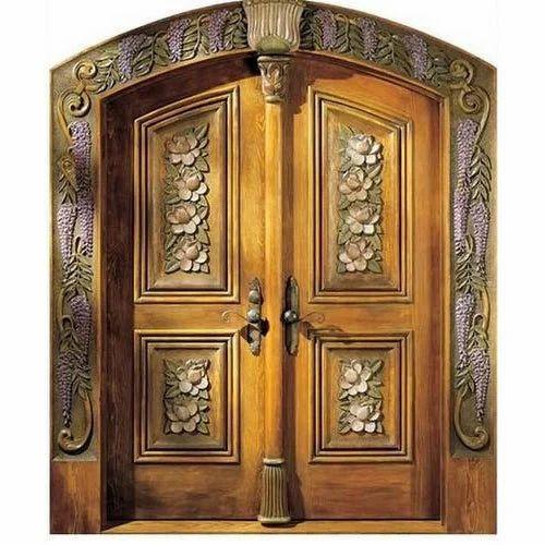 Decorative Wooden Door  sc 1 st  IndiaMART & Decorative Wooden Door at Rs 10000 /piece | Decorative Wooden Door ...