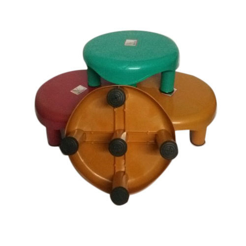 Plastic Bathroom Stools - Round Plastic Bathroom Patra Manufacturer ...