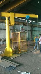 JIB CRANE Manufacturer And Supplier In Dubai