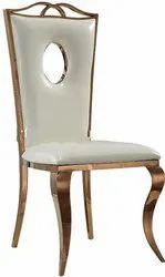 White Banquet Chair