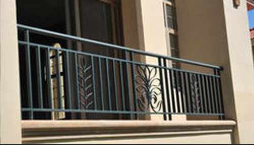 Panel Cast Iron Modern Design Balconey Railingg Id 17755729662