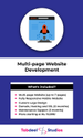 Multi-page Website Design And Development