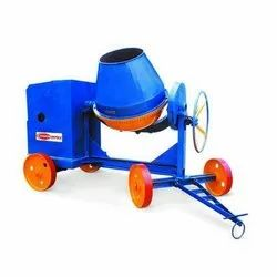Tilting Drum Mixer Diesel Engine Concrete Block Mixing Machines, Output Capacity: 480 Liters, Automatic Grade: Automatic