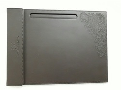 Hari Om Leather Note Pad