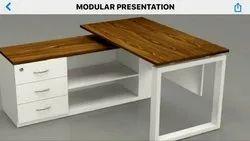 White Modular Furniture