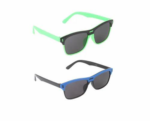 2afaa6e59d9da Q-25-AQ-25-C Kids Wayfarer Sunglasses Combo (Pack Of 2)