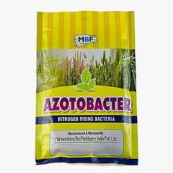 MBF Azotobacter Organic Bio Fertilizer, Packaging Type: Pouch, Pack Type: Packet