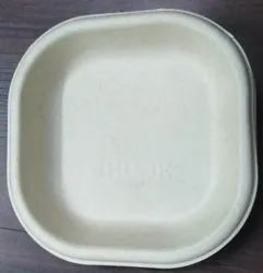 5 inch Bagasse Disposable Plate